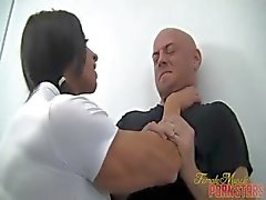 Angela Salvagno - Domme Detentie