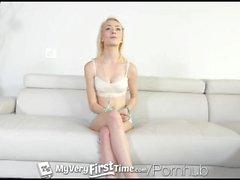 MyVeryFirstTime - Yeni sansürsüz versiyonu - Maddy ilk gang bang Rose