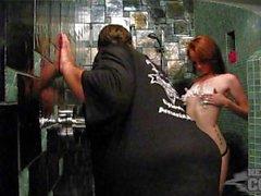 Alyssa krysten longa perda de lingerie recrutamento de vídeo