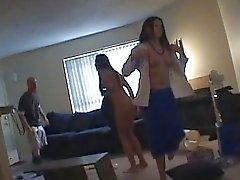 Spycam kiinni lesbot