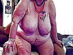 Grosse femmes agées