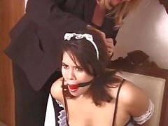 French Maid Bondage