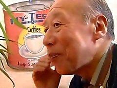 Del viejo hombre Hermosa Maduras japonés - Eróticos Yumi Kazama