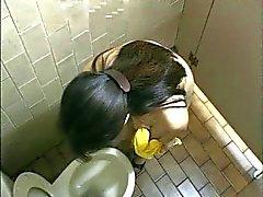 Spycam Beach toilet verborgen Cam