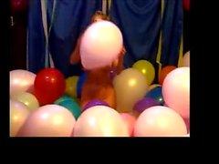 Jennifer Avalon - Bare Balloon Babes 3