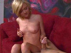 Dakota Skye (Blonde & Petite) ManoJob