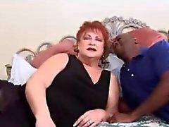 Belle Femmes Rondes Granny aime le de BBC