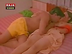 Vintage Indian mallu actress getting boob sucked