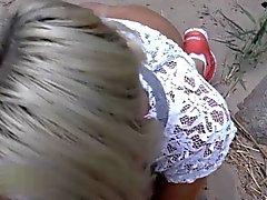 naughty-hotties - bavarian hottie the beach quickie (als