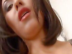 Tatiana - anal dupla rígido