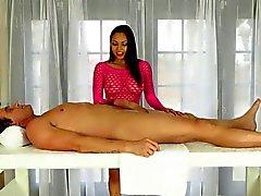 Masturbação e habilidades Boquetes
