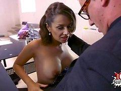 Esmer porno seks ve cumshot