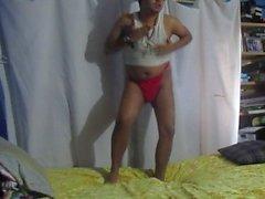 Eroticboy striptease