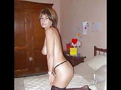 my friend hot mom