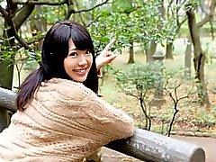 image Chica coreana follada en japón