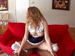 Hot maid Misty May