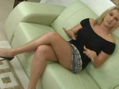 Creampie Surprise - Amanda