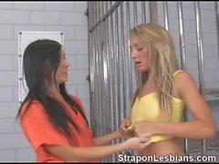 blonde gets anal punish from ashli orion