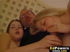 Hot European babe Petite is the master of cock sucking