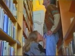 Russian Girl Fucking In The Library By French Guys