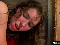 Natalie Beck has been so horny sitting in her house all...