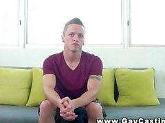Unsicherer Boden mit einer gaycasting