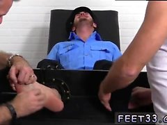 Ass breaking gay sex image xxx Officer Christian Wilde Tickl