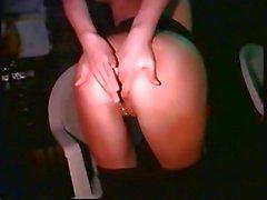 mardi gras girl gets naked