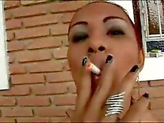 Smoking Fetish 134