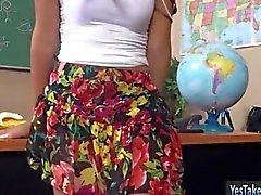 Crespo adolescentes gf Sophia Torres anal fodi enquanto era filmados