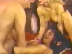 Classic Hot Threesome