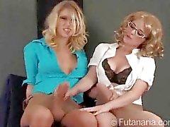 futanaria-StefaniCaitlyn01 Humiliation