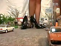 Japanese Dominatrix Giantess