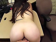 Attractive and lovely Dominatrix gets fucked hard