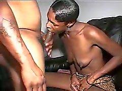 black vintage video
