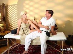 Very tricky spa of gentle masseur