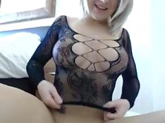 Hot sexy Blonde with amazing body