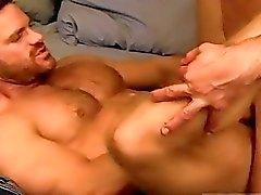 Männer Masturbation Position ersten Mal Multiple Sperma Kräfte in Flip