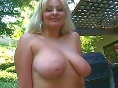 SherryDenLay Sexy da piscina Bate