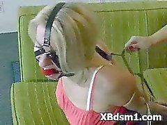 Perverses sauvages éclatantes Fétiche BDSM Jeux