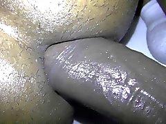 Bellissimo della bolla di Bootie degli barebacked la da due top neri Grandi