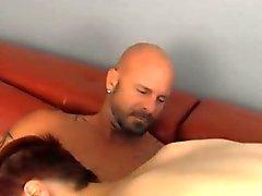 Homosexuell Video Jason bekam einige Muskel des Vatis Ass!
