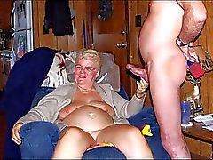 hämmästyttävää naiset nauttivat Dick kaksi