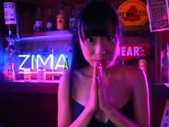 Kotora Mafune Appears In Her Debut Gets Massage