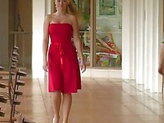 Alison Angels A sexy del Red Dress Funziona come