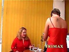 Turkish Black peludo menina anal quente
