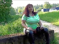 Public Pussy Licking