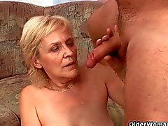 The ultimate cum loving grannies collection