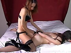 df008 lezdom fight domination - mistress vs wife