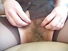 PULL MY HAIRY CUNT - Scene 4